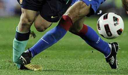 El fútbol es una de las causas más frecuentes de artrosis