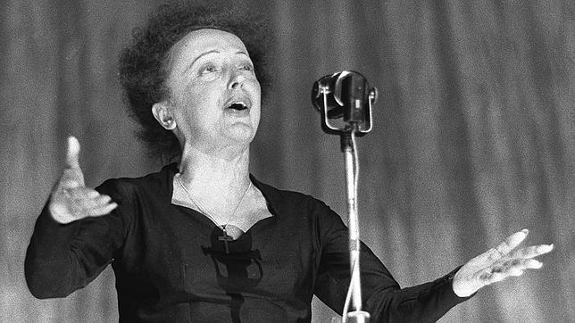 Edith Piaf. Fuente: www.abc.es