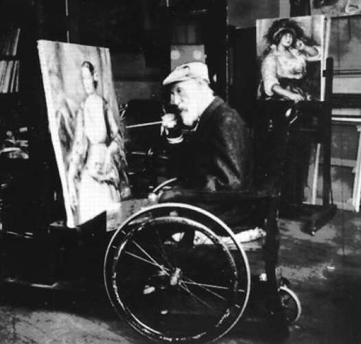 Renoir, pintor impresionista
